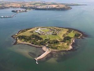 spike island near cork