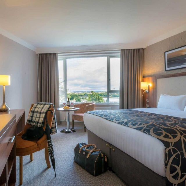 executive hotel room cork