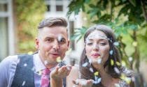 bride-and-groom-on-wedding-day-at-Clayton-Hotel