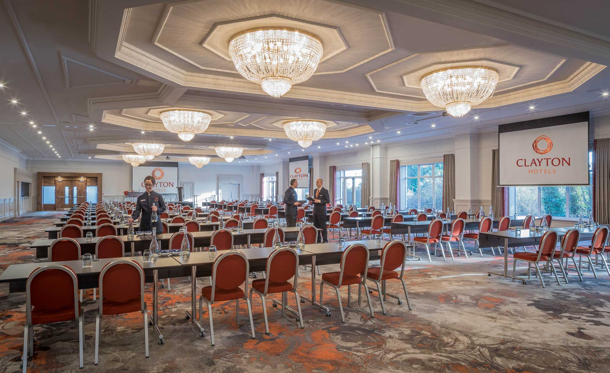 classroom-style-meeting-Clayton-Hotel-Silver-Springs-Cork