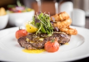 steak-in-Clayton-Hotel-Silver-Springs-Cork-Grill-Restaurant