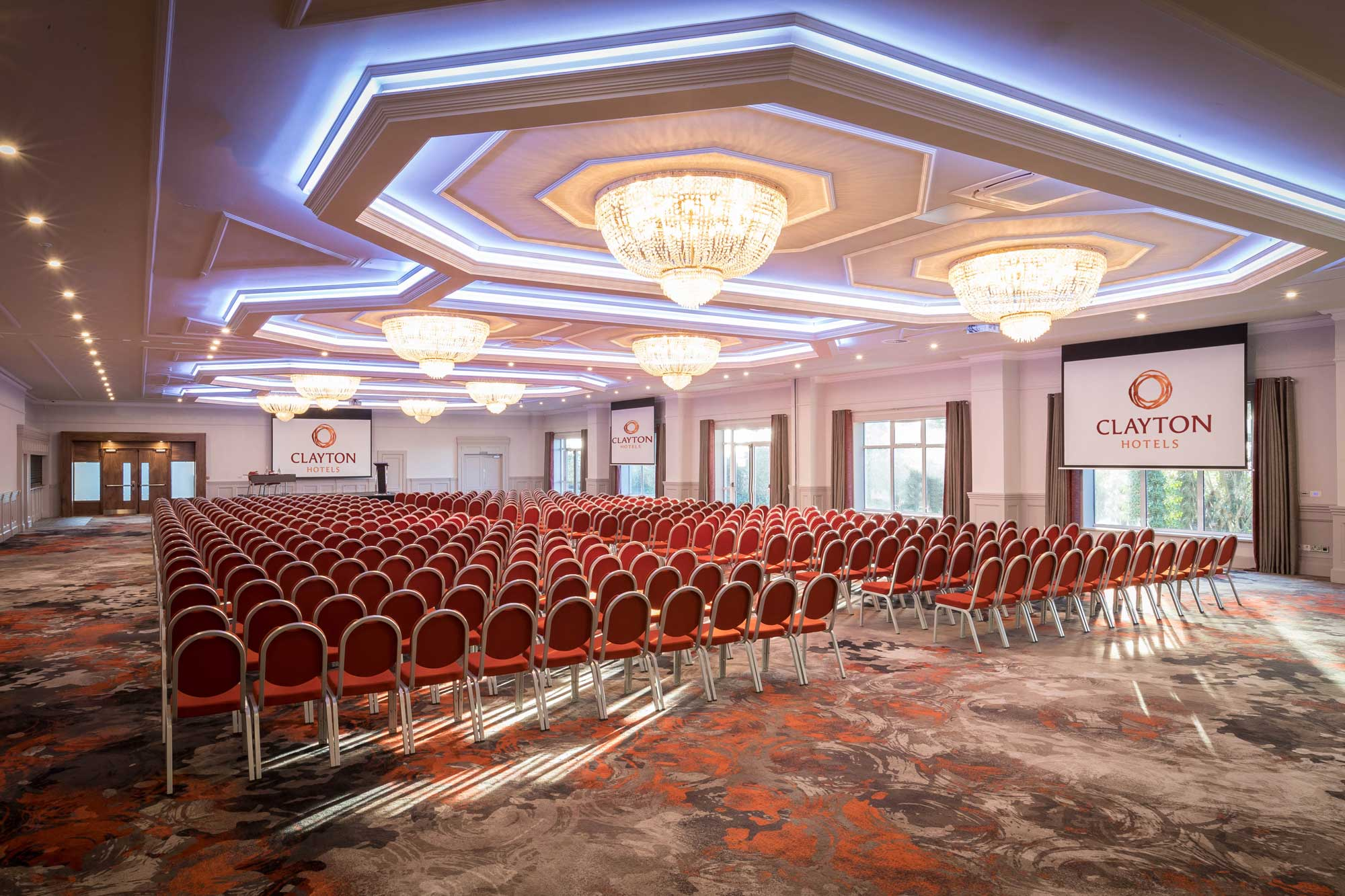 theatre-style-conference-Clayton-Hotel-Silver-Springs-Cork
