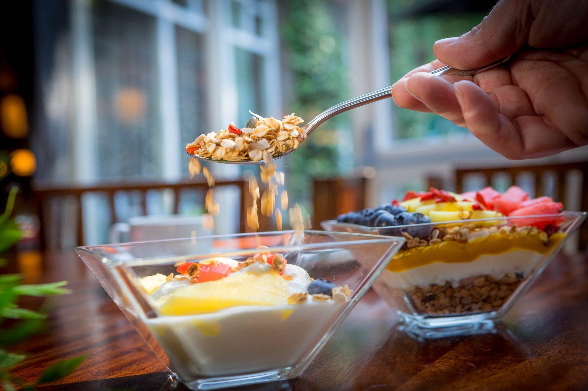 vitality breakfast hotel