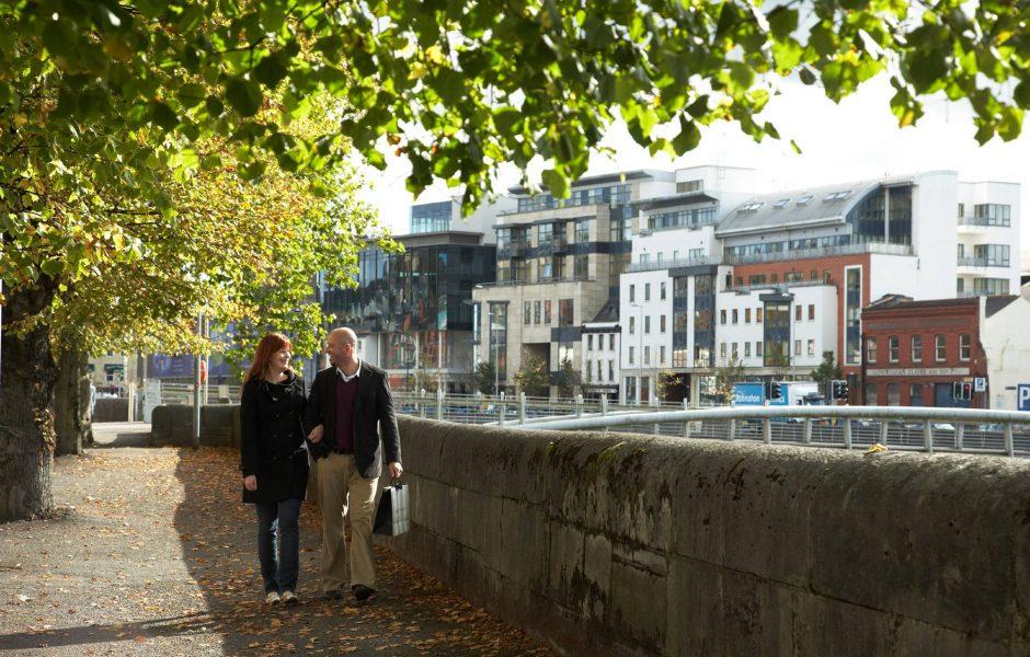 couple romantic break Cork city