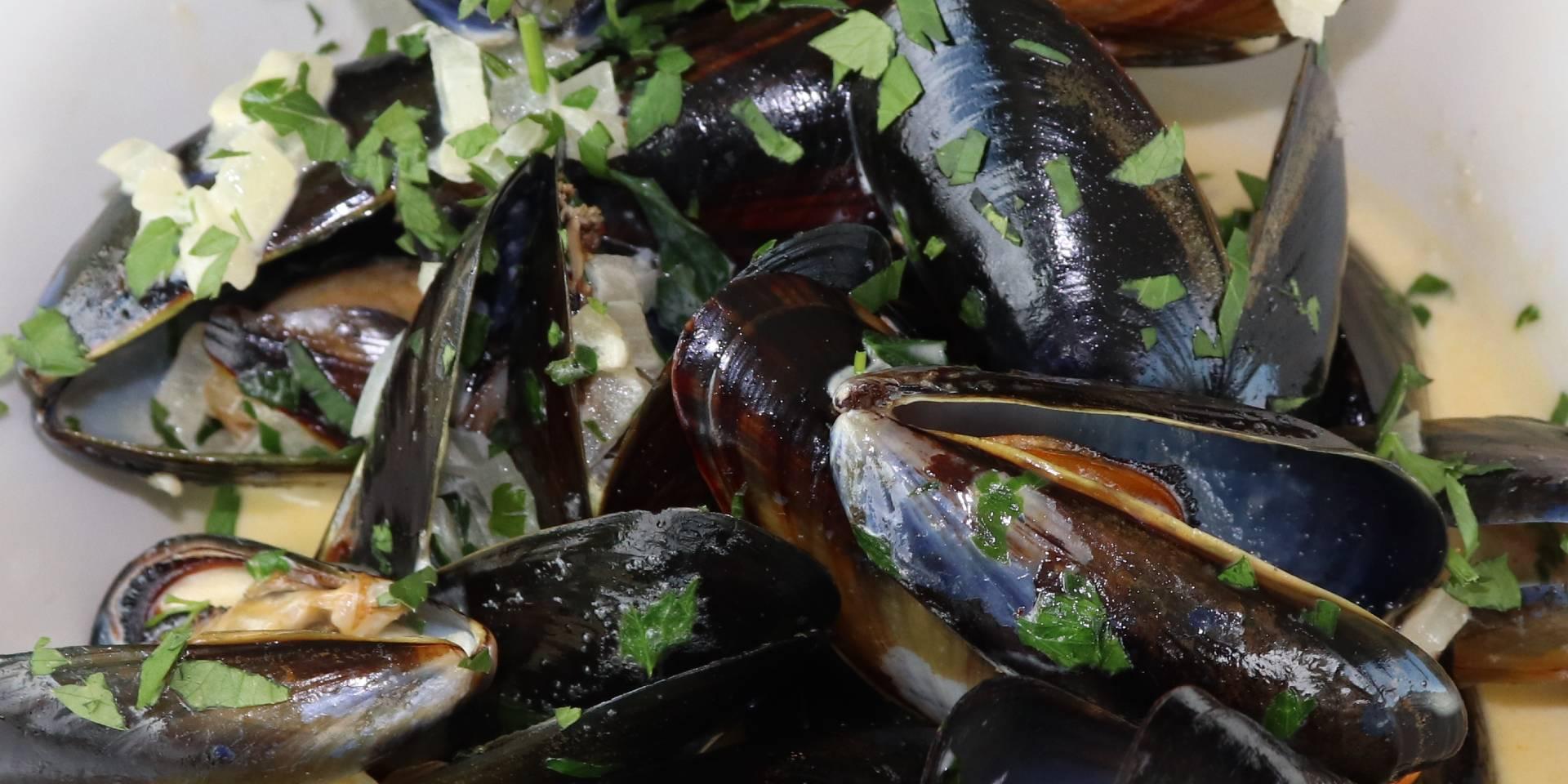 Connemara-Mussels