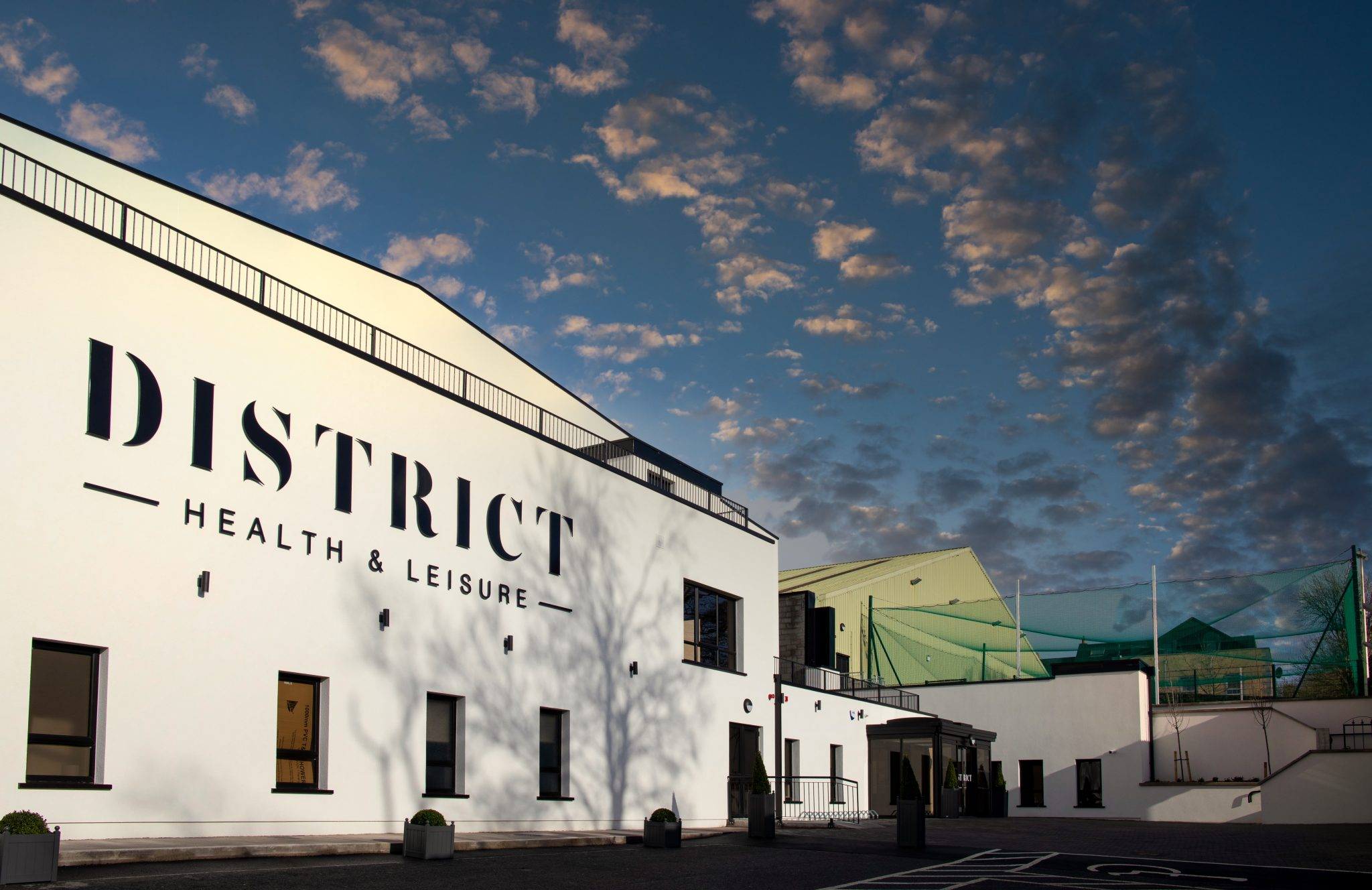 District Health and Leisure Centre