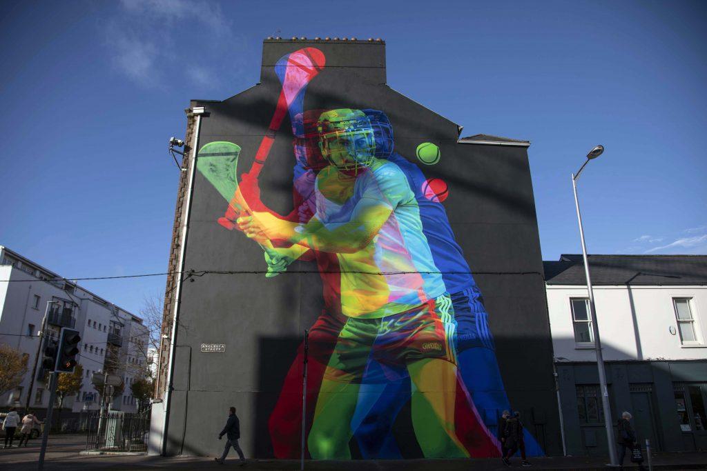 Street art in Cork City